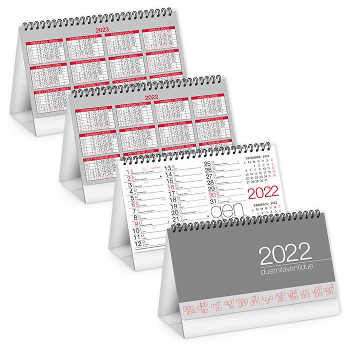 Calendario da Tavolo PA720