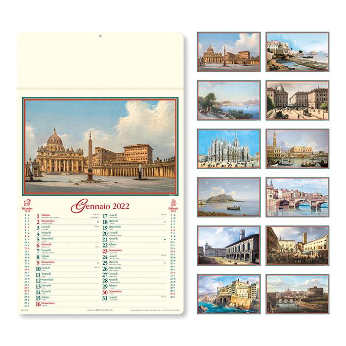 Calendario Italia Antica PA014