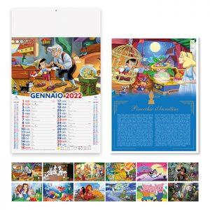 Calendario Favole PA105