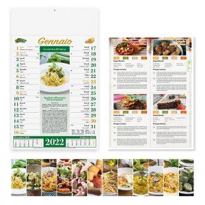 Calendario Gastronomia PA118