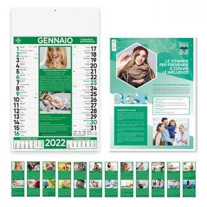 Calendario Farmacia PA154