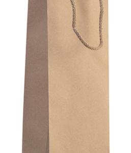 Shopper Kraft Porta bottiglie D480