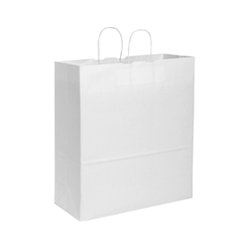 Shopper Kraft Bianco PG038
