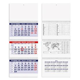 Calendario Trittico Spiral PA510
