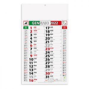 Calendario Olandese Italy PA512